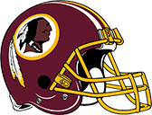 Washington Redskins advertising