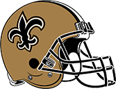 New Orleans Saints advertising