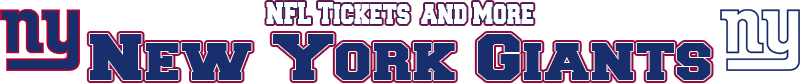 New York Giants Tickets and More