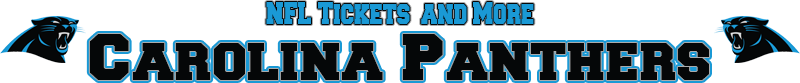 Carolina Panthers Tickets and More